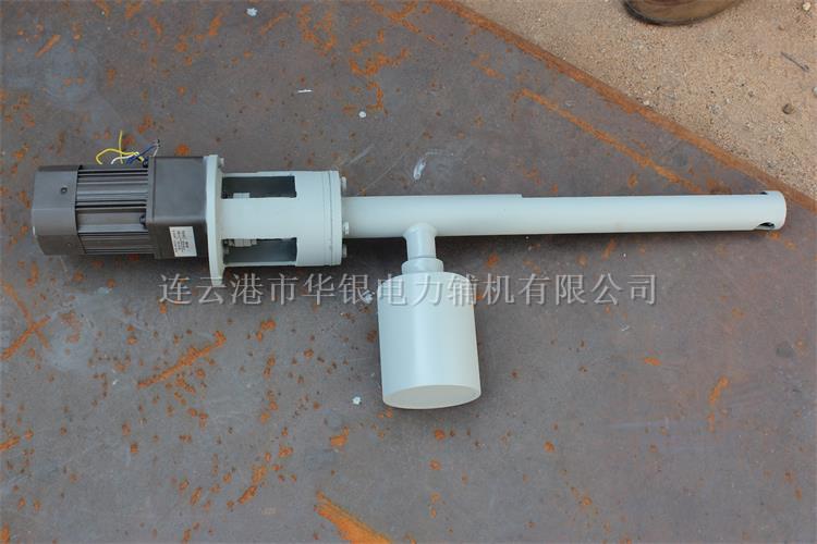 电动螺旋式煤粉取样装置